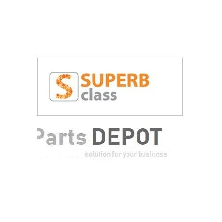 Toner SUPERB CLASS HP M552/553 chemical Black 265g bottle (H75)