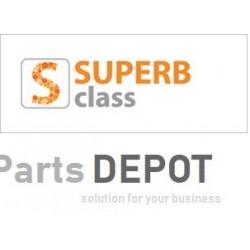 Toner SUPERB CLASS Lexmark CS/ CX 310 Cyan